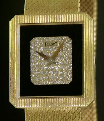 Pre-Owned PIAGET PROTOCOLE 18KT SOLID GOLD