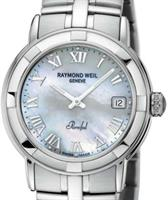Pre-Owned RAYMOND WEIL PARSIFAL MOP DIAL