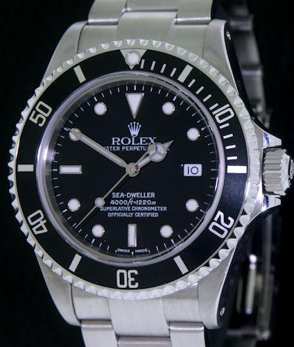 Rolex Sea Dweller 16600 Price Rolex Sea-dweller Oyster 16600