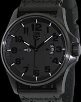 Pre-Owned LUMINOX FIELD DAY/DATE BLACKOUT 47MM