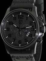 Pre-Owned LUMINOX FIELD CHRONO ALARM BLACK