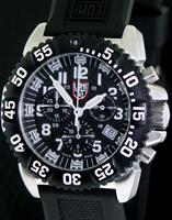Pre-Owned LUMINOX EVO SEAL BLACK SPECKLE DIAL