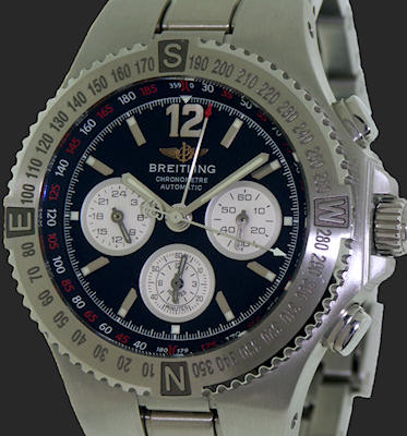 Pre-Owned BREITLING HERCULES AUTOMATIC CHRONOGRAPH