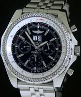 Pre-Owned BREITLING BENTLEY EDITION 6.75 BLACK