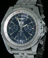 Pre-Owned BREITLING BENTLEY EDITION 6.75 BLUE