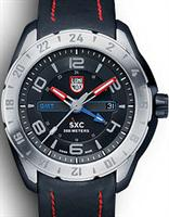 Pre-Owned LUMINOX SXC PC STEEL GMT 5120 SPACE