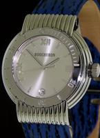 Pre-Owned BOUCHERON SOLIO STEEL QUARTZ