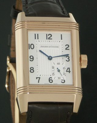 Pre-Owned JAEGER LECOULTRE 18KT GOLD MASTER 9DAY