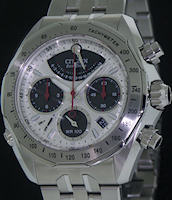 Pre-Owned CITIZEN STEEL FLYBACK CHRONOGRAPH