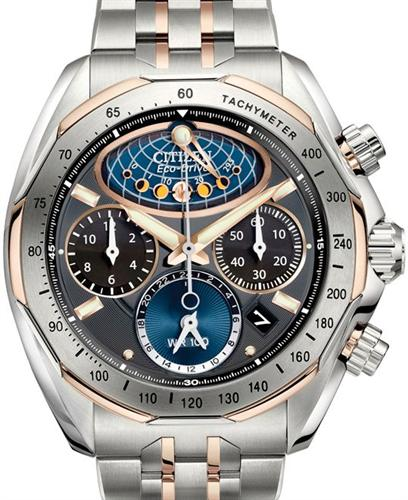 citizen eco drive signature collection manual