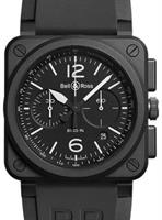 Pre-Owned BELL & ROSS AVIATION AUTOMATIC CHRONOGRAPH