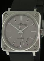 Pre-Owned BELL & ROSS BR S-92 GREY MATTE AUTO