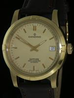 Pre-Owned CANDINO CHAMPAGNE DIAL 38MM