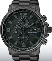Pre-Owned CITIZEN NIGHTHAWK BLACKOUT
