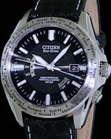 Pre-Owned CITIZEN SPECIAL EDITION ATOMIC SOLAR