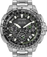 Pre-Owned CITIZEN PROMASTER NAVIHAWK GPS
