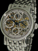 Pre-Owned CHRONOSWISS OPUS SKELETON CHRONOGRAPH