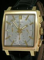 Pre-Owned TAG HEUER 18KT SOLID GOLD MONACO