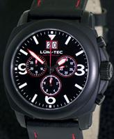 Pre-Owned LUM-TEC M-CHRONO BIG DATE
