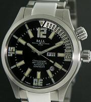 Pre-Owned BALL ENGINEER MASTER II DIVER COSC