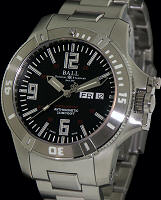 Pre-Owned BALL HYDROCARBON SPACEMASTER X-LUME