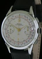 Pre-Owned DOXA CHRONOGRAPH VALJOUX 22 WIND-UP