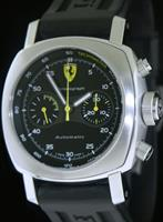 Pre-Owned OFFICINE PANERAI FERRARI SCUDERIA CHRONOGRAPH