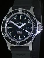 Pre-Owned GLYCINE COMBAT SUB 20ATM BLACK