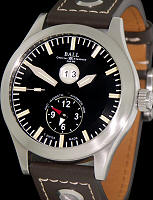 Pre-Owned BALL ENGINEER MASTER II GMT