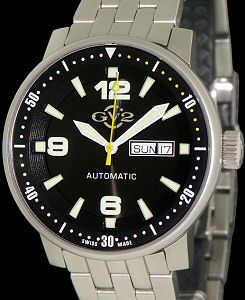 Pre-Owned GEVRIL STADIUM AUTOMATIC