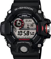 Pre-Owned CASIO G-SCHOCK RANGEMAN BLACK/RED