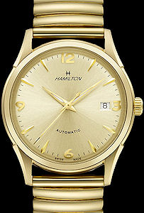 Pre-Owned HAMILTON THINOMATIC  38MM GOLD TONE