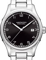 Pre-Owned HAMILTON VALIANT AUTOMATIC BLACK DIAL