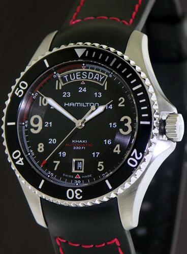 018d969833d Hamilton Khaki King Scuba Automatic h64515337 - Pre-Owned Mens Watches