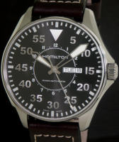 Pre-Owned HAMILTON KING PILOT 46MM AUTOMATIC