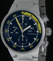 Pre-Owned I W C AQUATIMER AUTOMATIC CHRONO