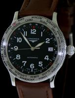 Pre-Owned LONGINES SWISS AIR WORLD TIMER