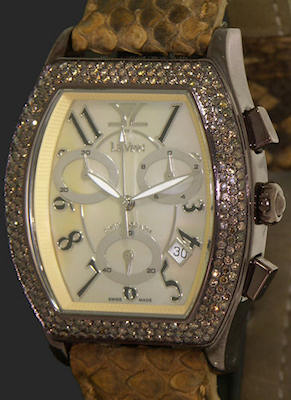 Pre-Owned LE VIAN SAHARA CHOCOLATE DIAMONDS