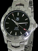 Pre-Owned TAG HEUER LINK AUTOMATIC GMT