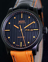 Pre-Owned MIDO YOUR CHOICE: BLACK OR ORANGE