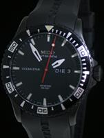 Pre-Owned MIDO OS CAPTAIN IV BLACK PVD