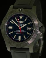Pre-Owned BREITLING AVENGER SEAWOLF BLACK CASE
