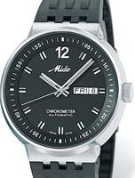 Pre-Owned MIDO ALL DIAL COSC BLACK DIAL