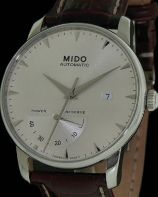 Pre-Owned MIDO BARONCELLI POWER RESERVE