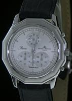 Pre-Owned BAUME & MERCIER RIVERA QUARTZ CHRONOGRAPH