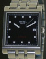 Pre-Owned NIVREL NIVREL SQUARE AUTOMATIC 2892