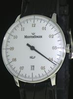 Pre-Owned MEISTERSINGER NEO AUTOMATIC WHITE DIAL
