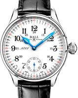 Pre-Owned BALL TRAINMASTER 125TH ANNIVERSARY