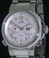 Pre-Owned ORIS FULL STEEL WORLDMASTER