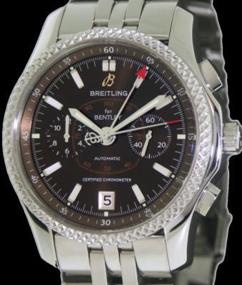 breitling bentley mark vi platinum bezel p26362 pre owned mens breitling bentley mark vi platinum bezel p26362 pre owned mens watches